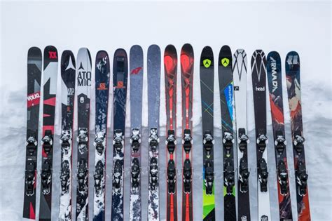 best all mountain ski how to choose s all mountain skis outdoorgearlab