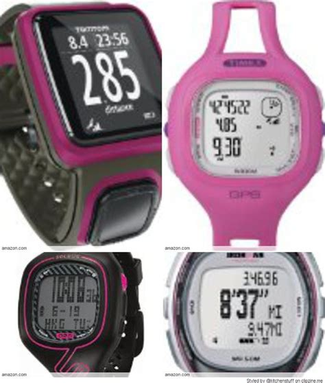 best gps running watches with monitors for a