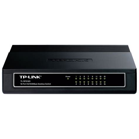 Sale Tp Link Tl Sf1016d 16 Port 10 100mbps tp link tl sf1016d 16 port 10 100mbps desktop switch 3 2gbps capacity