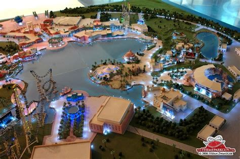 theme park universal studios universal studios dubailand