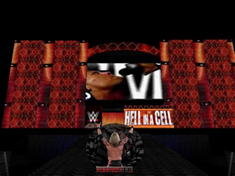 wwe 12 mod pc game wwe pc mods hacks by abhishek hell in a cell arena mod