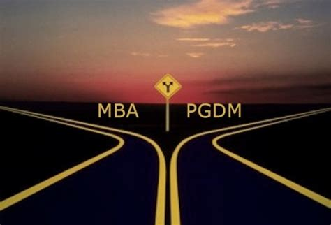 Pgdm And Mba Difference by Difference Between Mba And Pgdm Career