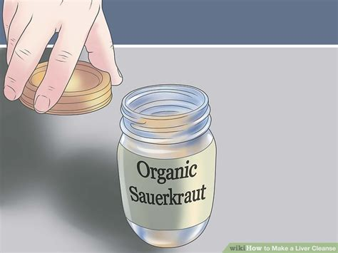 How To Make Detox Water Wikihow by 4 Ways To Make A Liver Cleanse Wikihow
