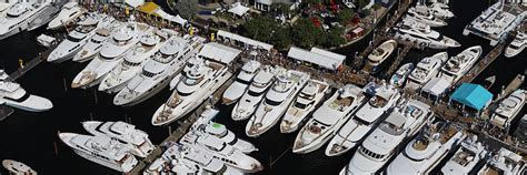 fort lauderdale boat show parade fort lauderdale international boat show 2017
