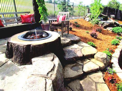 diy pit ideas cheap river rock pit ideas makeshift cheap outdoor bricks cool garden ideas