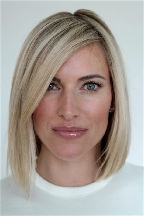 haircuts of the women from the housewives of orange county kristen taekman photos photos front row at the leka show