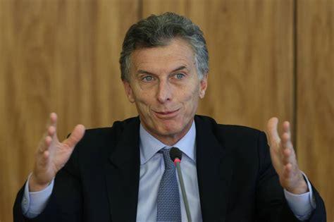 el presidente mauricio macri anunci un aumento de la macri aumento para los jubilados www aumento para