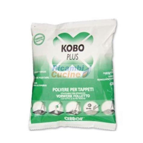 folletto tappeti koboplus detergente in polvere per tappeti e moquettes