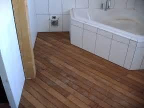 parquet bambou massif salle de bain salle de bain