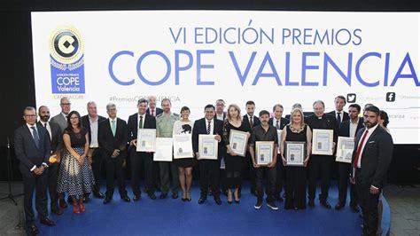 whatsapp cadena cope los vi premios cope valencia recuerda a la alcaldesa de