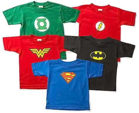 Tshirt Superman Family Pcs toddler tees