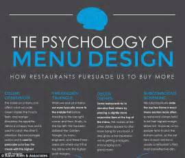 menu layout psychology the 14 tricks restaurants use on their menus to make