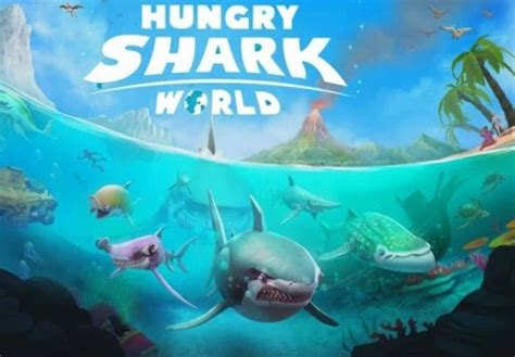 download game hungry shark mod money hungry shark world mod apk 1 8 2 obb data money mod