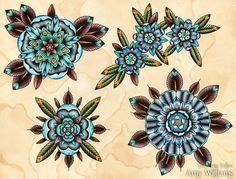 temporary tattoo paper perth 1000 ideas about mandala flower tattoos on pinterest
