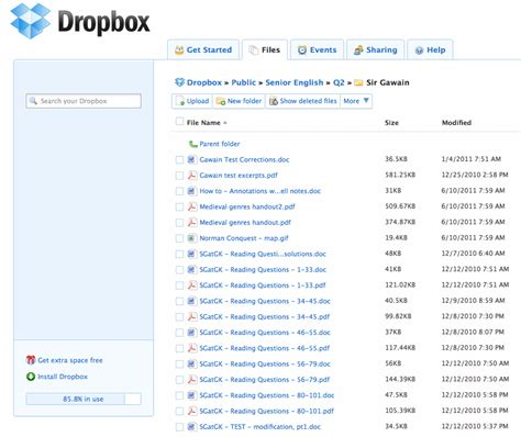 dropbox english teacher tech tip cloud storage via dropbox com pt3