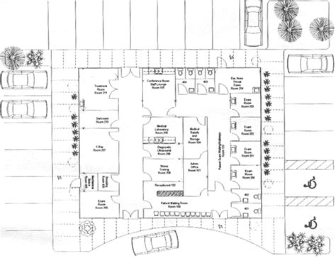 health center floor plan 1000 images about health care on pinterest waiting area