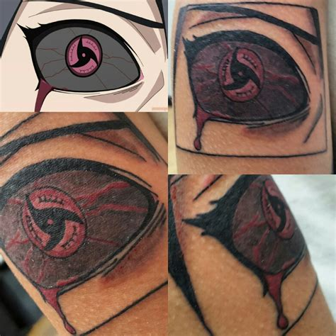 itachi tattoo design anime by daisylutattoo www