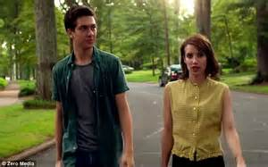 nat wolff and emma roberts movie nat wolff kisses emma roberts and befriends mickey rourke