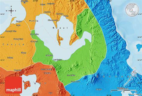 map of laguna political map of laguna