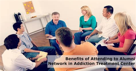 Advantage Of Rehab Detox Patients Aftercare by Benefits Of Attending To Alumni Network In Addiction