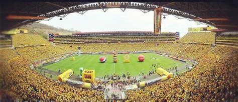 el estadio monumental isidro romero carbo de guayaquil os est 225 dios mais bomb 225 sticos da am 233 rica futebol no planeta