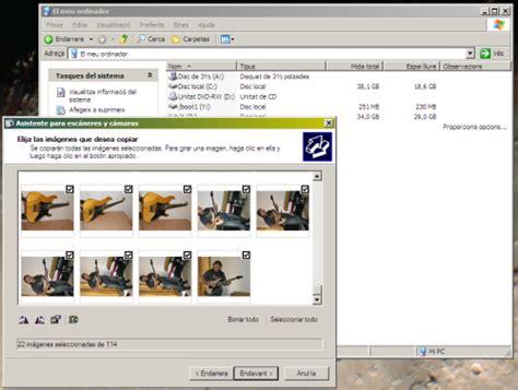 importar imagenes windows 10 importar im 225 genes de una c 225 mara con el asistente de windows