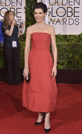 2015 golden globes julianna margulies absolutely incredible looks at the 2015 golden globes