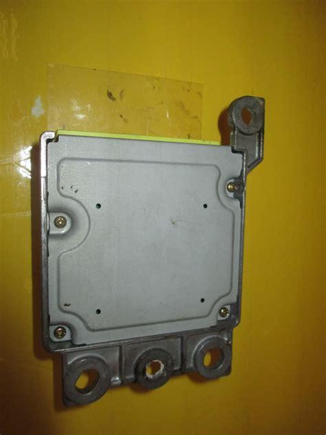 nissan srs nissan air bag sensor srs 988203z700 used auto parts
