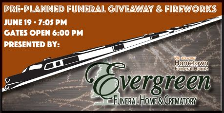 fireworks pre planned funeral giveaway june 19
