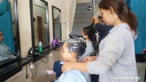 Masker Rambut Di Salon masker rambut