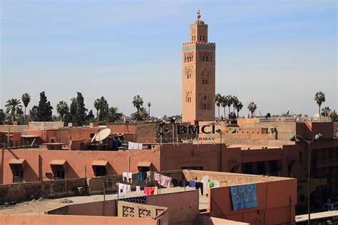 marrakech l m 233 dina de marrakech l incontournable vieille ville