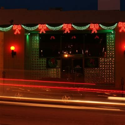 christmas led swag lights with bows 3d 3d 24 quot led bow 3d swag not included holidynamics lighting solutions