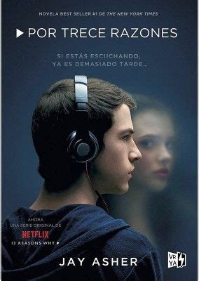 por trece razones por trece razones portada serie asher jay 9789877472707