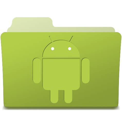 how to make a folder on android 25 best android icons set for free trickvilla
