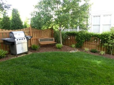 Simple Garden Ideas For Backyard Cheap And Easy Landscaping Ideas Landscaping Ideas For Small Yards Simple Landscaping Ideas