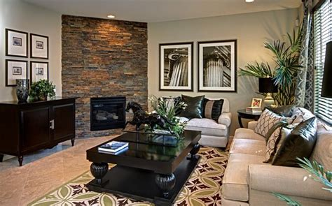 Living Room Ideas With Corner Fireplace by 20 Cozy Corner Fireplace Ideas For Your Living Room