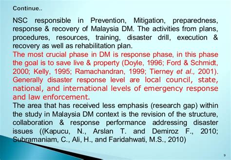 Lu Emergency M2000 disaster management structure collaboration response