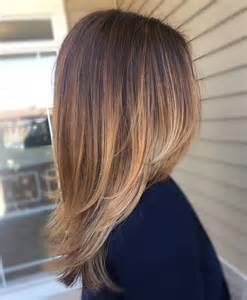 does ombre work with medium layered hair length 40 of the best bronde hair options