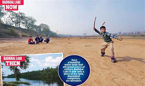 Lakes left high and dry: Study finds Delhi has lost over ...