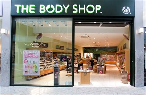 The Body Shop Check Gift Card Balance - the body shop barrhead road glasgow
