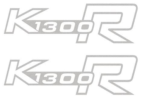Bmw Motorrad Tank Aufkleber by 2 Aufkleber Tank F 252 R Motorrad Bmw K1300r K1300 Stickers K