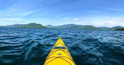 paddle boat rentals lake george 2018 lake george paddling kayaking canoeing guide