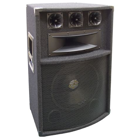 schrank pimpen pylepro padh1289 sound and recording studio speakers