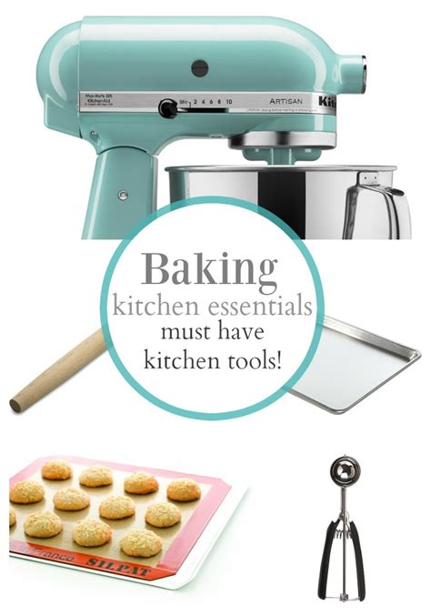 Food Must Haves In Kitchen My Kitchen Essentials Baking Kitchen Tools The House