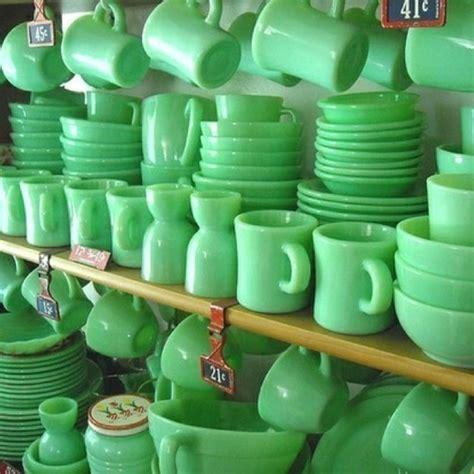 green vintage jadeite gt 3 i antique online
