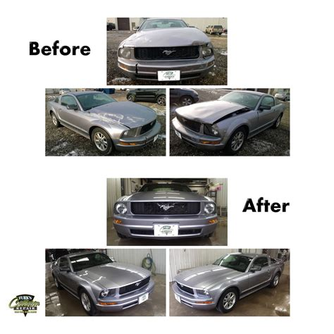 Mustang Auto Collision by Collision Repair Blog Page 2 Of 4 Turks Collision