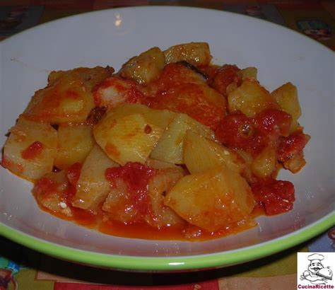 cucina baccala baccal 224 con patate cucina ricette