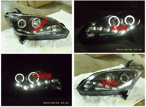 Lu Projector Honda Freed lighting parts accessories cars transport 在lelong的商品热门
