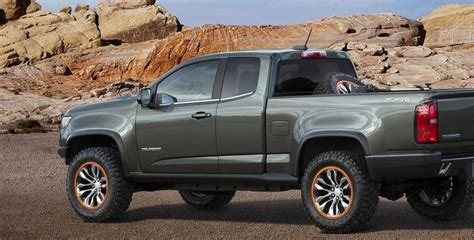 2020 Chevrolet Colorado Zr2 by 2020 Chevrolet Colorado Zr2 Price Specs Release Date