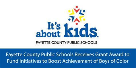 Fayette County Schools Calendar Fayette County Schools Receives Grant Award To Fund